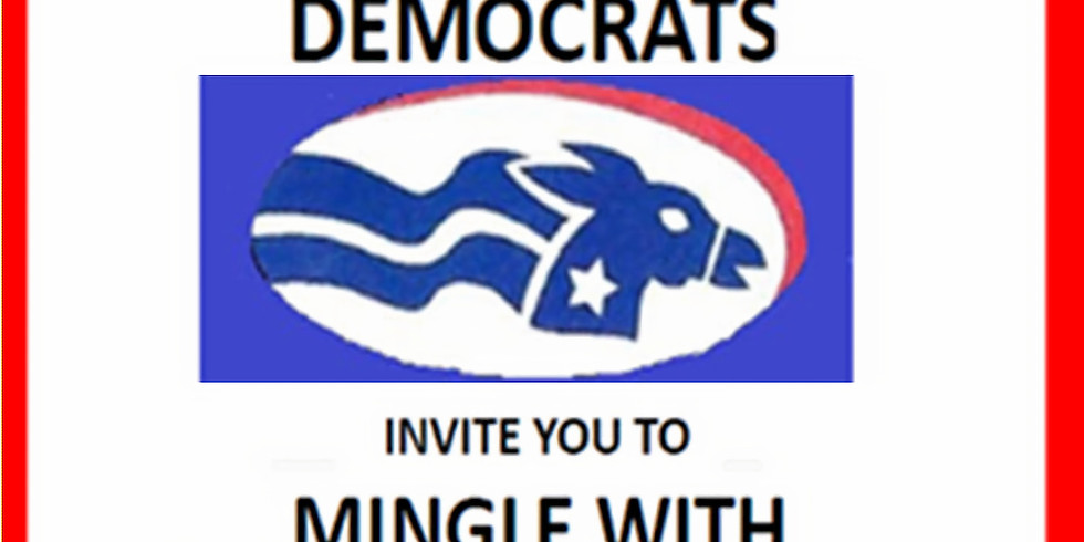 Mingle with the Candidates