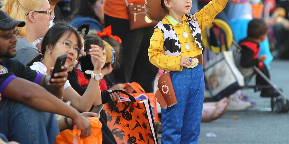 Quakertown Halloween Parade