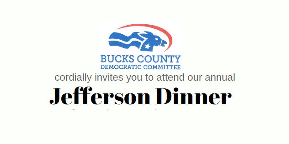 Annual Jefferson Dinner at Belle Voir