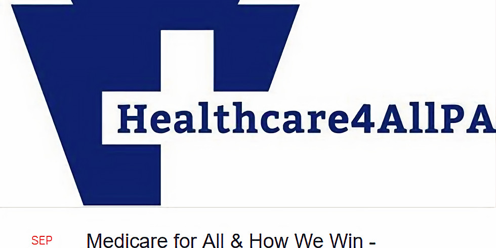 Medicare4All Information Session