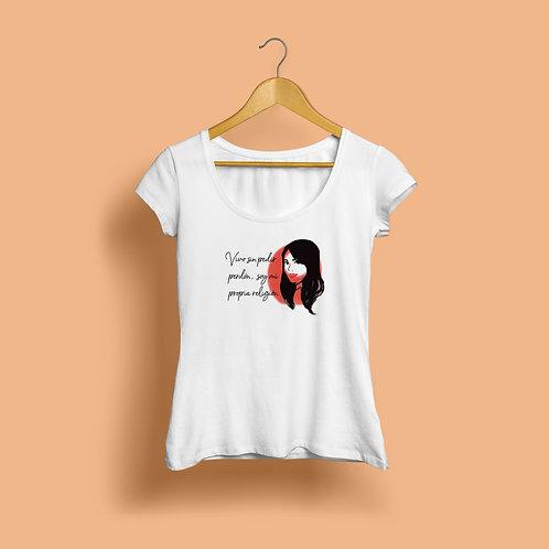 Camiseta Mi Propia Religión