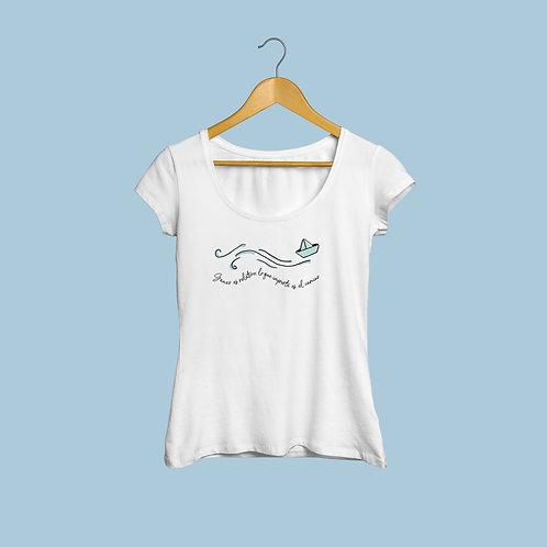 Camiseta Vivir Contigo