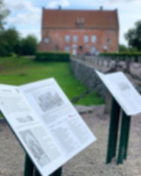 Bild på information om Knutstorps Borg