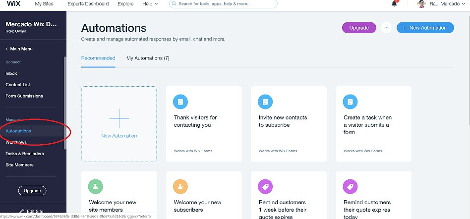 wix-automations-access