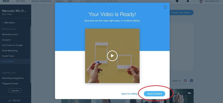 wix-video-maker-save-and-share
