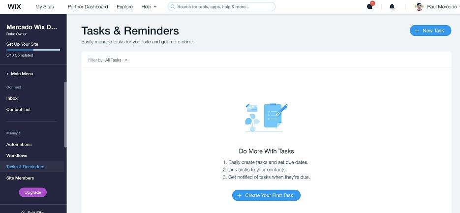 wix-tasks-and-reminders