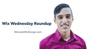Wix Wednesday Roundup 9.18 - 9.24