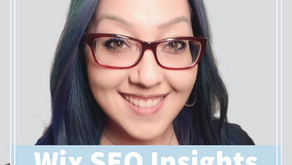 Wix SEO Insights with Nayeli