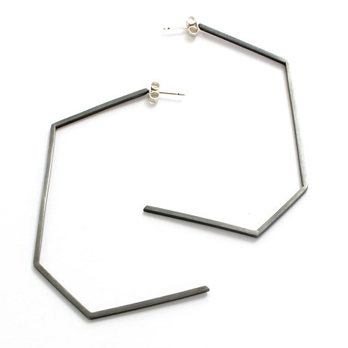 ANGLED WIRE HOOPS