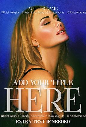 Erotic Book Cover Illustration   Standard