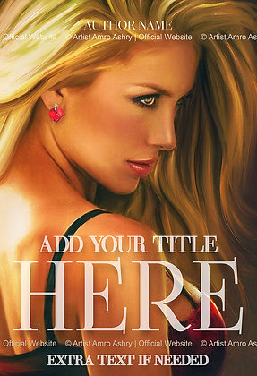 Erotic Book Cover Illustration | Standard