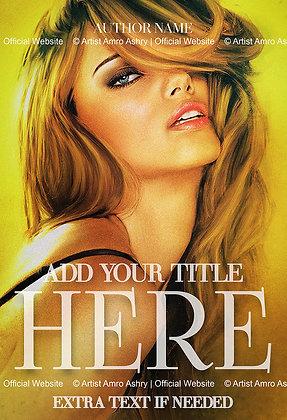 Romance Book Cover Illustration | Standard