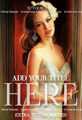 Romance Book Cover Illustration | Premium