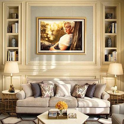 Marilyn Monroe - Sunny Day