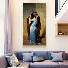 Fine Art Reproduction - HomeLiving Room.