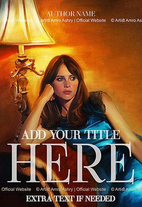 Romance Book Cover Illustration   Premium