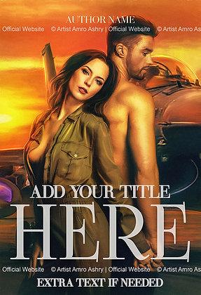 Erotic Book Cover Illustration | Premium