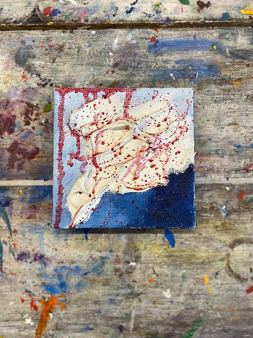 Abstract Mini Canvas #1