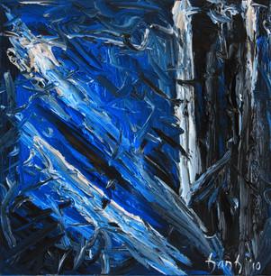 Thomas 20x20 Oil on Canvas