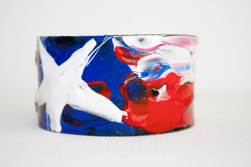 Texas Bracelet - Red, White Blue