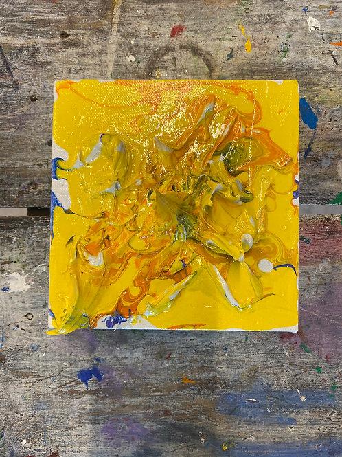 Abstract Mini Canvas #21
