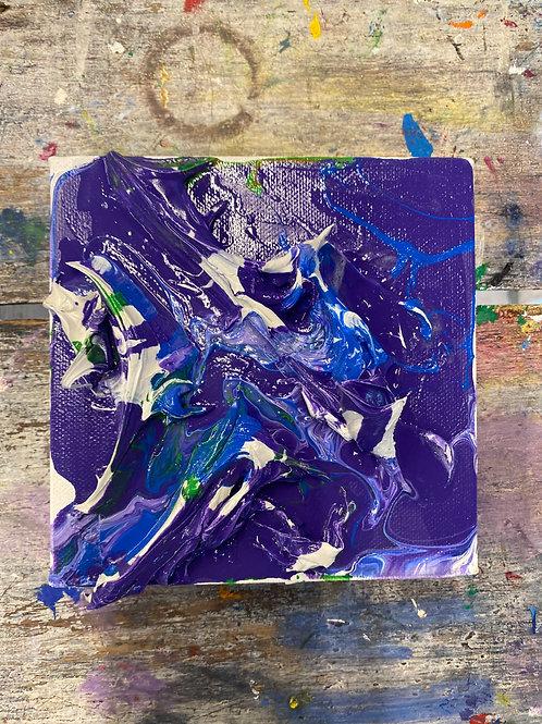 Abstract Mini Canvas #19