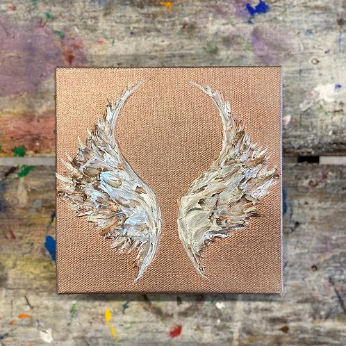 Mini Angel Wing Canvas #3