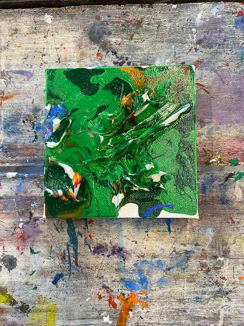 Abstract Mini Canvas #15