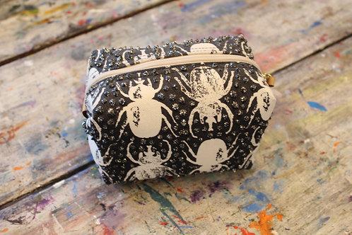 Painted Beetle Handbag