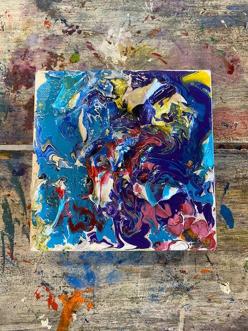 Abstract Mini Canvas #4