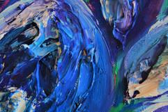 Brenham, TX  48x60 Oil on Canvas
