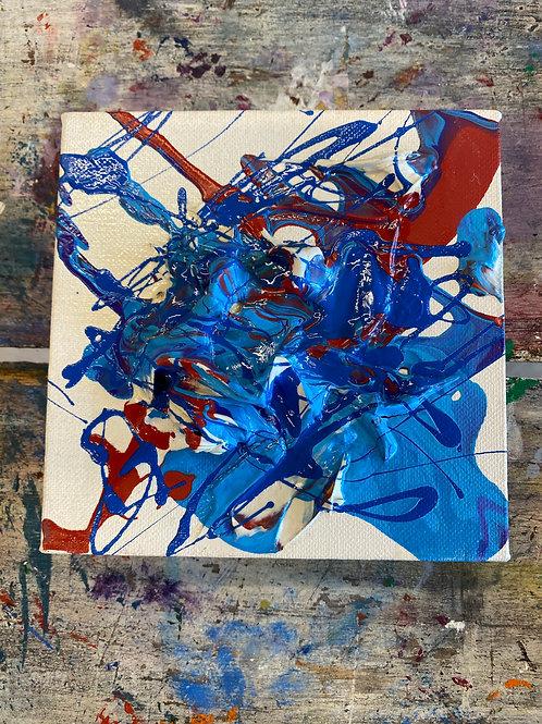 Abstract Mini Canvas #3