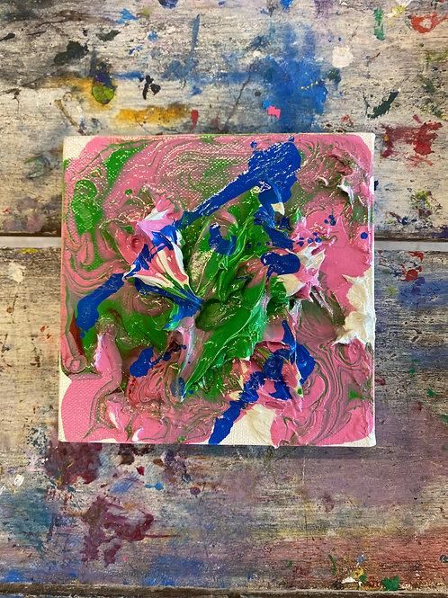 Abstract Mini Canvas #2