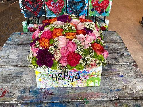 Graduation Floral Arrangement- Large