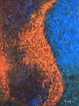 Henrietta 48x36 Oil on Canvas