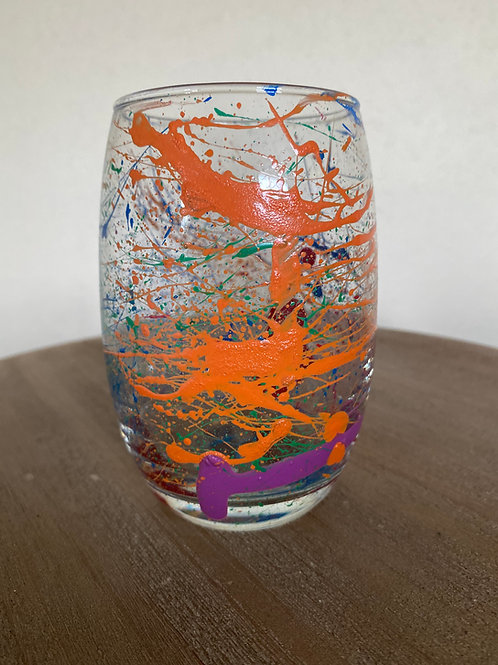 Painted Glass #4