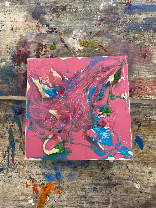 Abstract Mini Canvas #7