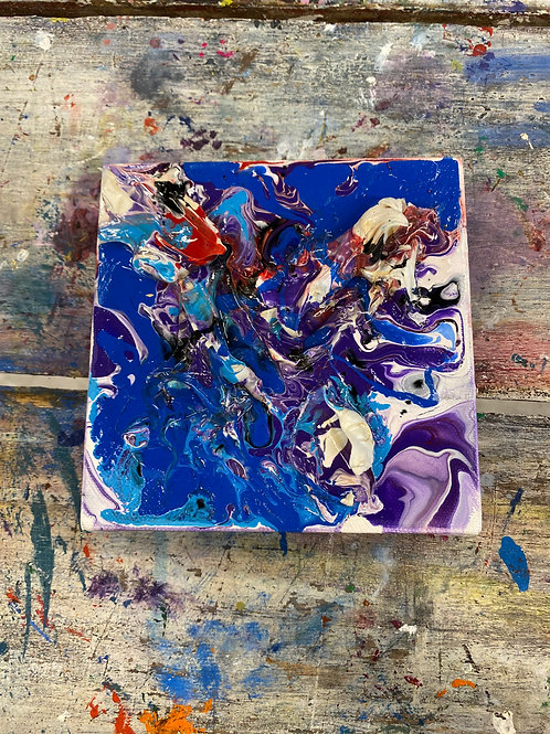 Abstract Mini Canvas #8