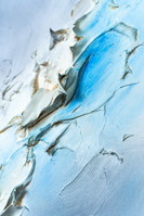 Abstract- Hint of Blue