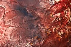 Battling 40x30 Oil on Canvas