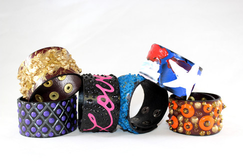 Painted Cuffs