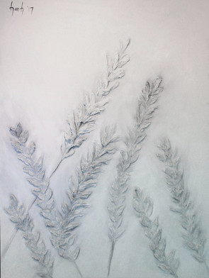 White Lavender 48x36