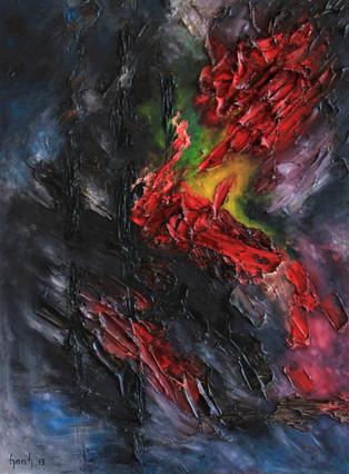 Light 48x36 Oil on Canvas