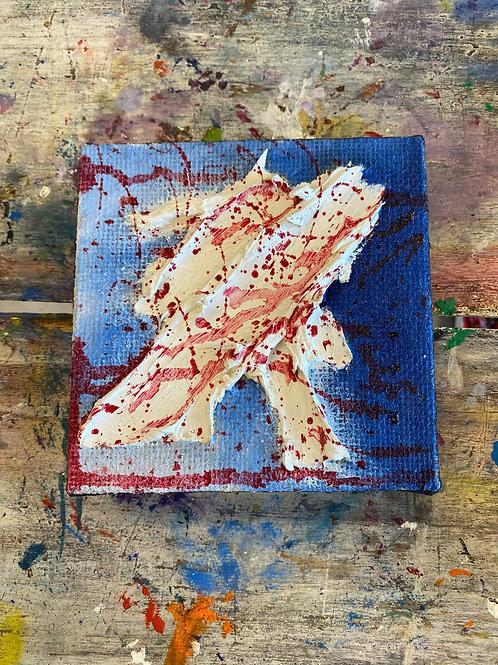 Abstract Mini Canvas #5
