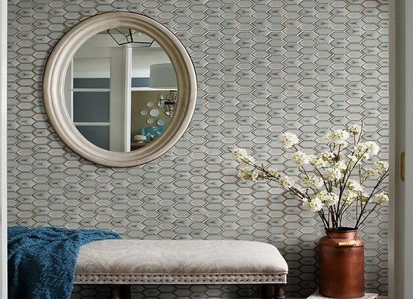 Picket Mosaic 307x335mm