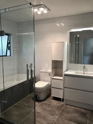 White Wall Tile 300x600mm