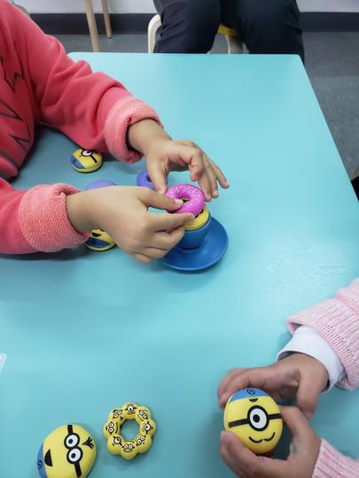 Balancing Minion Donuts