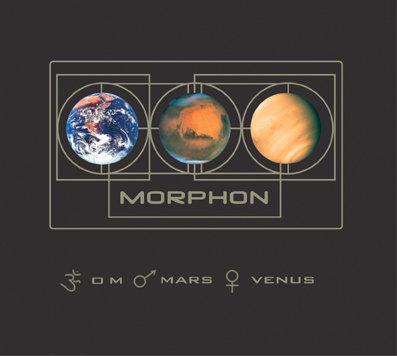 CD - Morphon - Om Mars Venus