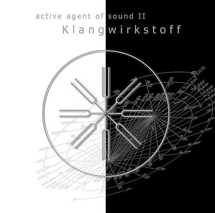 Doppel-CD - Active Agent of Sound II - Klangwirkstoff Sampler
