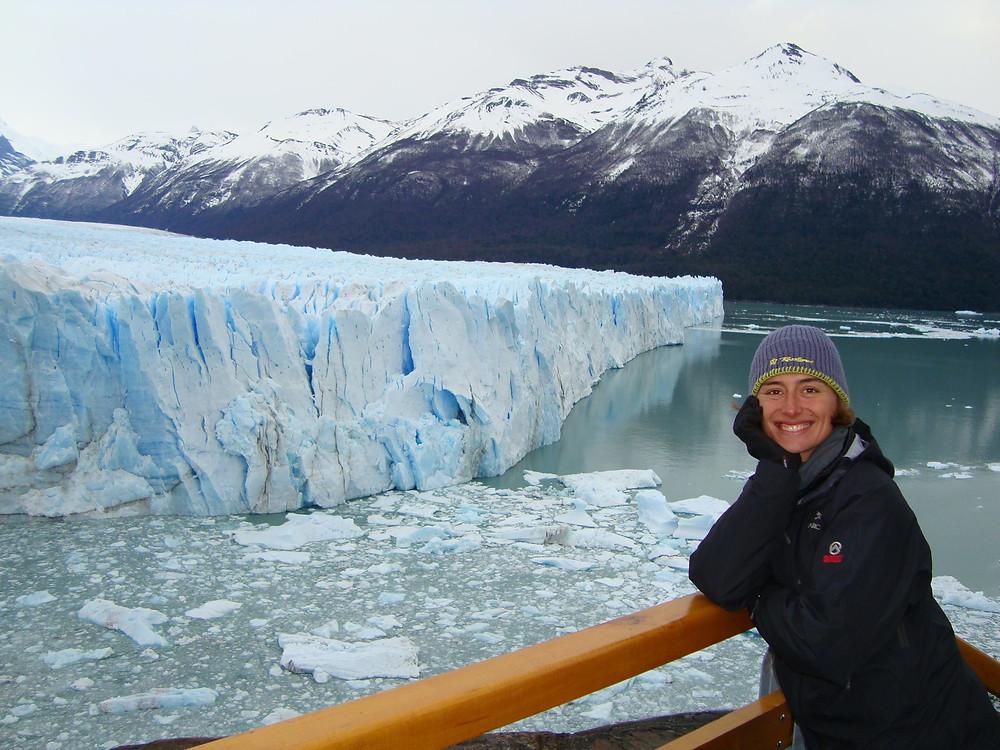 Největší ledovec v Patagonii - Perito Moreno